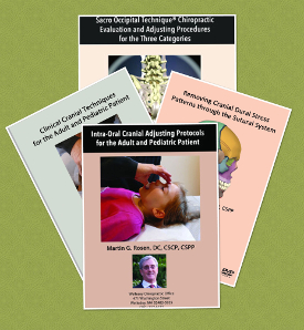 Bundle: Adult SOT® Spinal and Cranial Adjusting