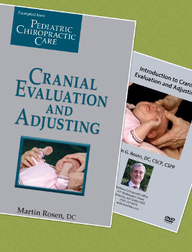 Bundle: Cranial Booklet and Intro to Cranial DVDs