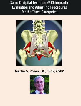 Sacro Occipital Technique® Chiropractic Evaluation and Adjusting Procedures for the Three Categories