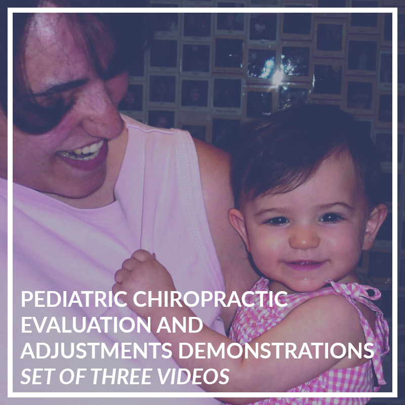 Set of Three Pediatric Demonstration Videos